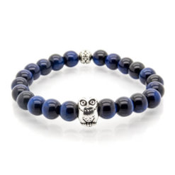 Owl - Black & Blue