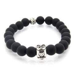 Owl - Black Mat