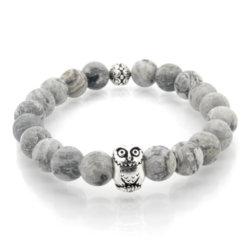 Owl - Gray Mat