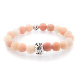 Owl - Pink Mat