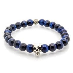 Skull - Black & Blue
