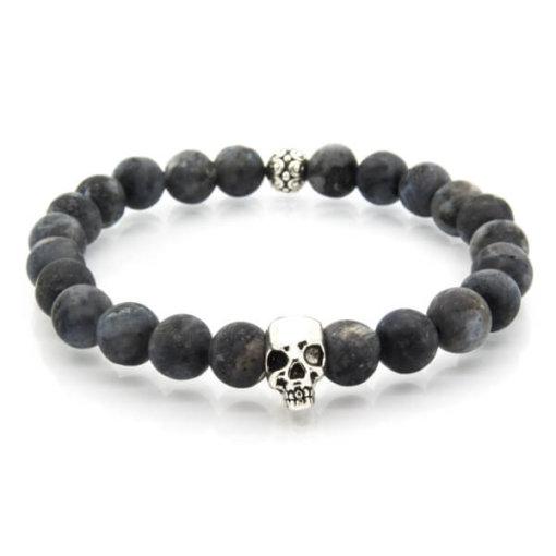 Skull - Dark Gray Mat