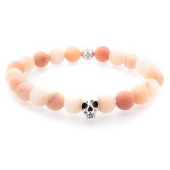 Skull - Pink Mat
